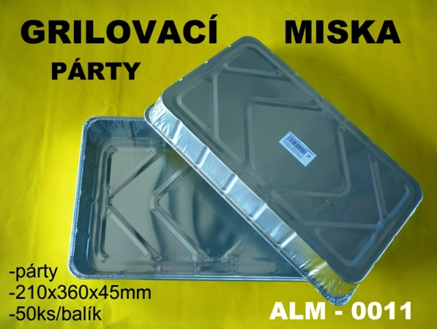 ALOBALOVÁ MISKA PARTY